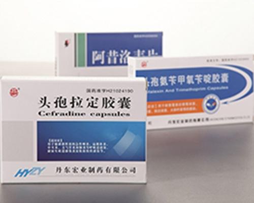精品药盒印刷