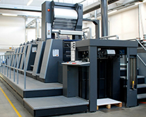 包装盒印刷设备