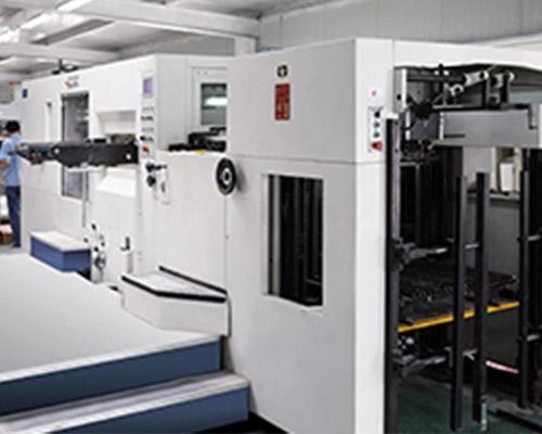 纸箱印刷设备