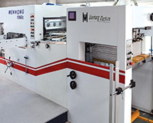 包装盒印刷机