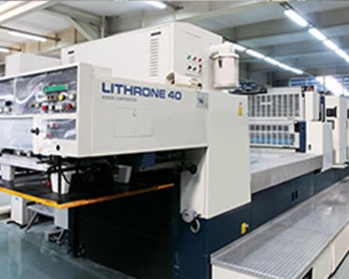 包装袋印刷设备