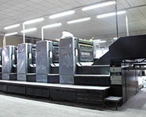 单页印刷设备
