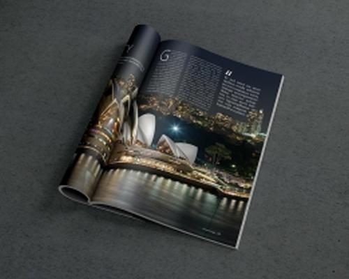 产品宣传册印刷设计