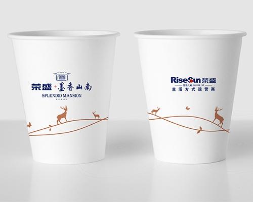 章丘纸杯设计